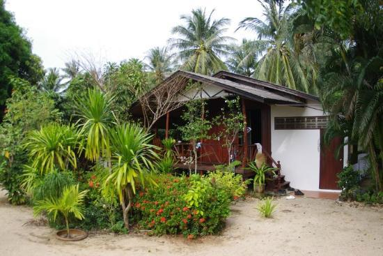 Bang Po Village: Family bungalow #4