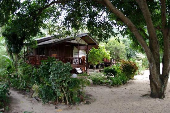 بانج بو فيلدج: Another bungalow