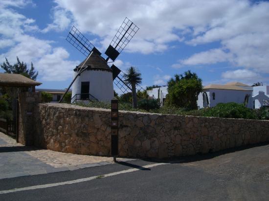 Centro de Artesania Molino de Antigua: mulino visitabile