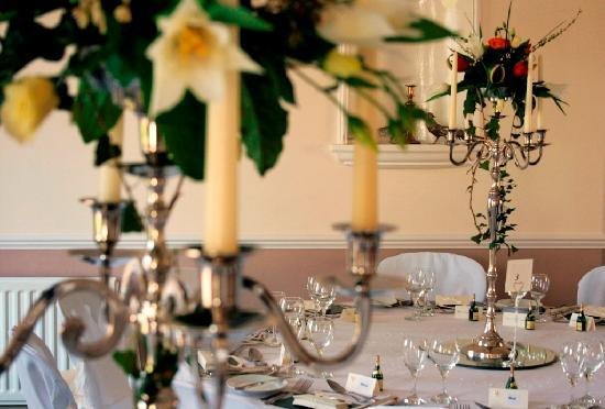 Tyme Restaurant at Trimstone Manor: Weddings