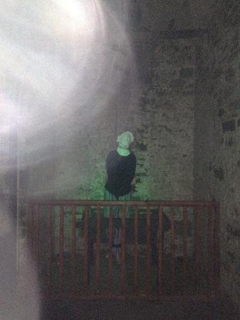 Bodmin Jail: A spooky picture!!