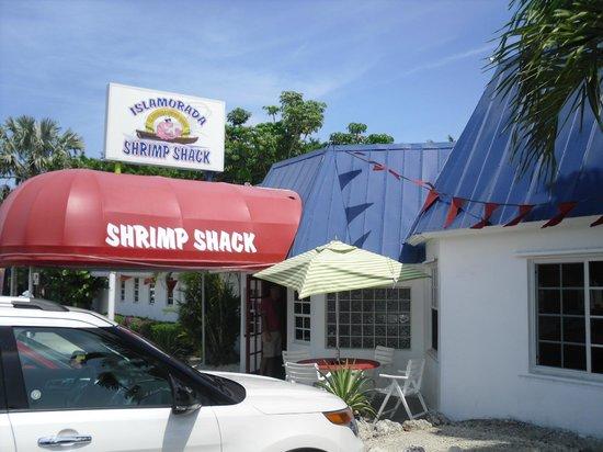 Islamorada Shrimp Shack : The Shrimp Shack.It's worth a stop...great food in Islamorada