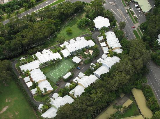 Titree Resort Holiday Apartments: Aerial Photo of Titree