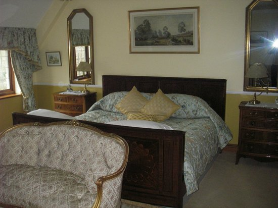 Riverstown Country House: musgrave suite