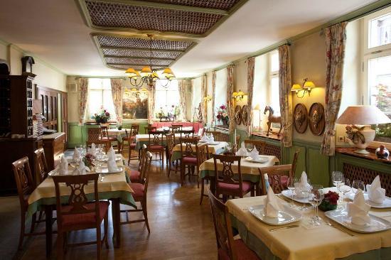 Hotel Karpfen: Restaurant