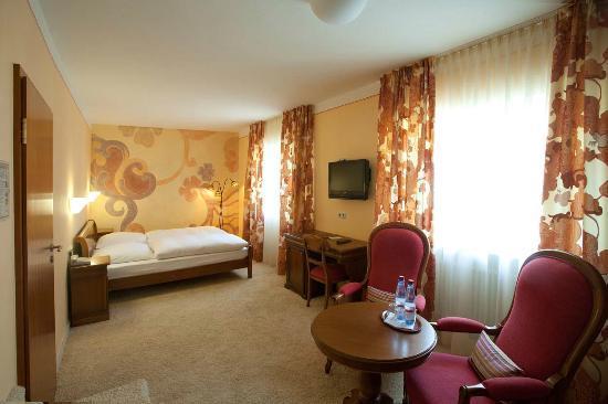 Hotel Karpfen: Doppelzimmer
