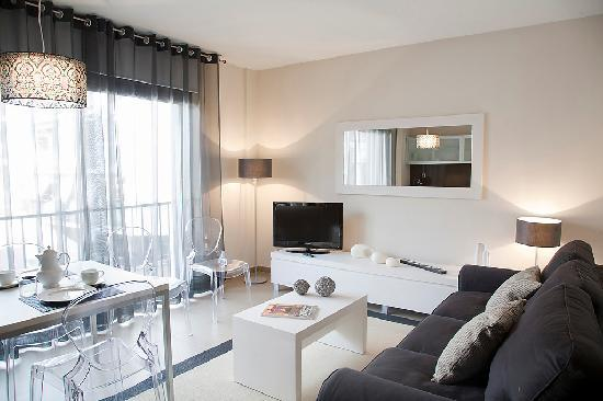 Up Suites Bcn: Apartamento Suite