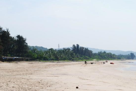 Kashid Beach: Beach