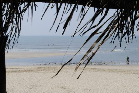 Kashid Beach: Shacks