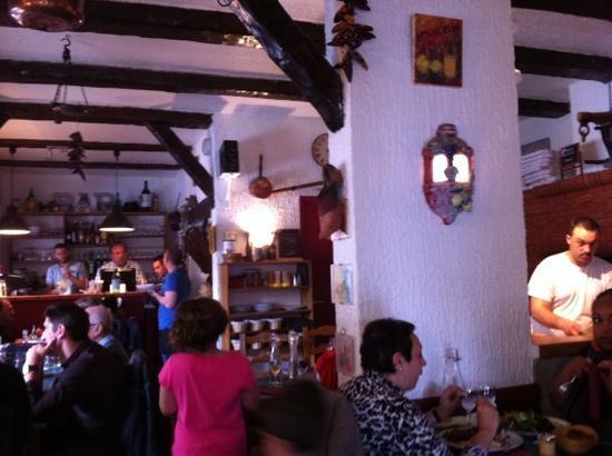 Restaurant Vieille Pelle Marseille