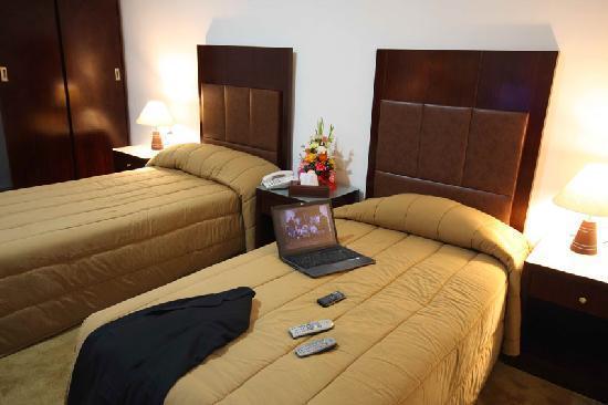 Ribas Hotel: Room