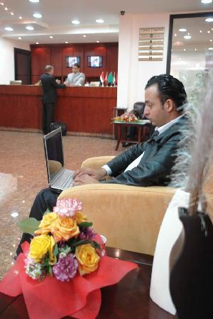 Ribas Hotel: Lobby