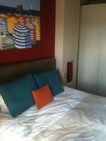 Hotel du Fronton: Chambre Biarritz