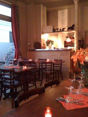 Le Coin De Table Paris Ulasan Restoran Tripadvisor