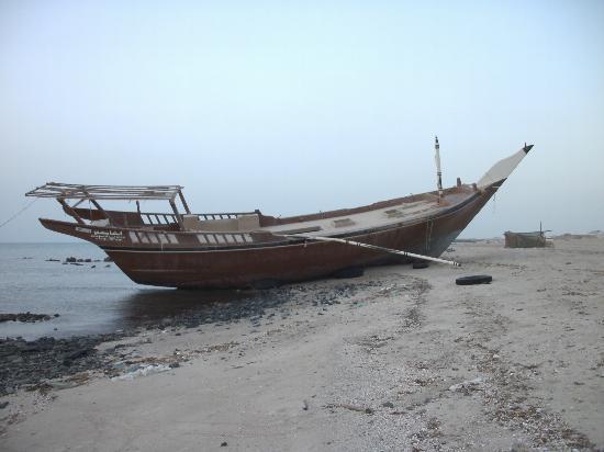 Danat Al-Khaleej Hotel: A quelques pas en bord de mer