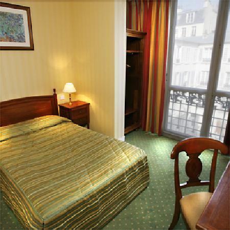 Hotel Montparnasse Daguerre : room2
