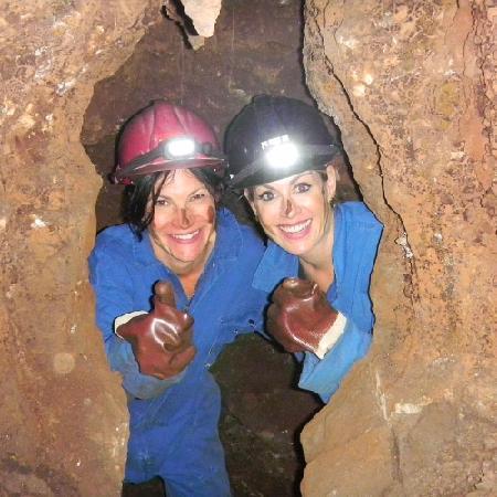 Wild Cave Adventures: Dolomite Photo Frame