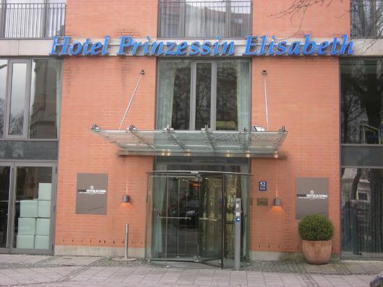 Derag Livinghotel Prinzessin Elisabeth: Hotel Prinzessin Elisabeth