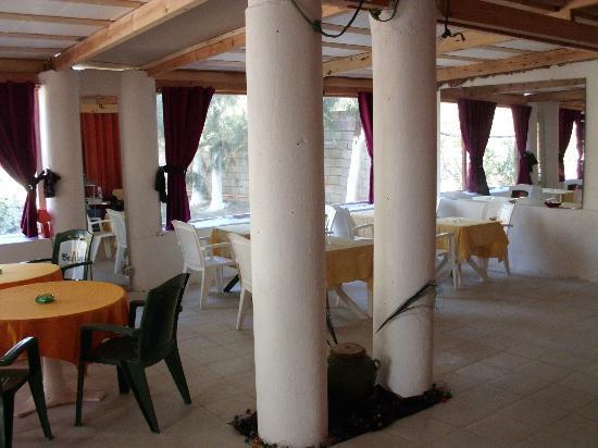 Palm Inn: Salle à manger du palm-inn