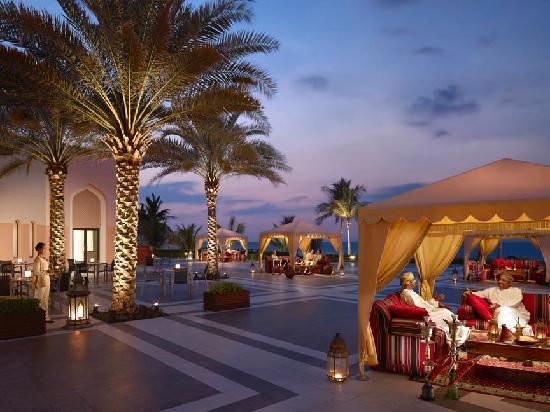 Shangri La Barr Al Jissah Resort & Spa-Al Bandar: Sablah