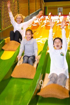 Shangri La Barr Al Jissah Resort & Spa-Al Bandar: Adventure Zone