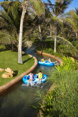 Shangri La Barr Al Jissah Resort & Spa-Al Bandar : Lazy River