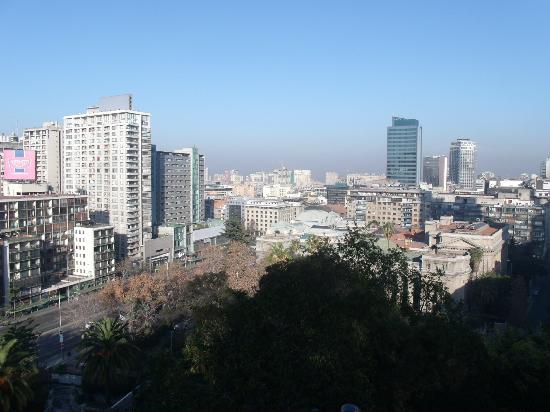 โฮเต็ล เนรูด้า เอ็กเพรส: Santiago do Chile
