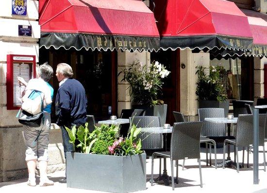 Hotel Restaurant de la Basilique à Paray le Monial