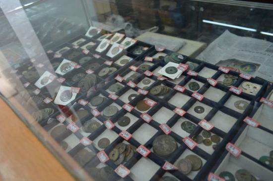 Beijing Ancient Coin Museum: shop