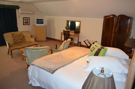 Mooiplaas Guesthouse: one of the rooms