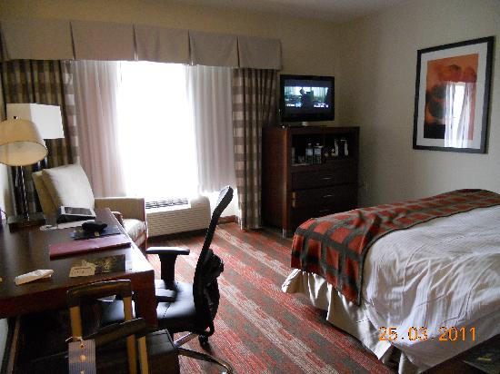 Wyndham Hamilton Park Hotel and Conference Center : Room Pic