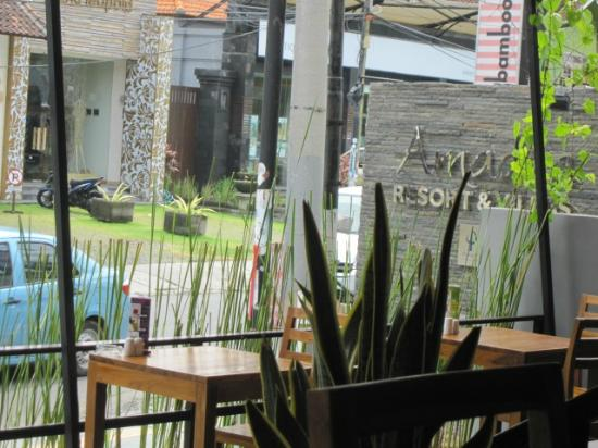 Amadea Resort & Villas: From the cafe