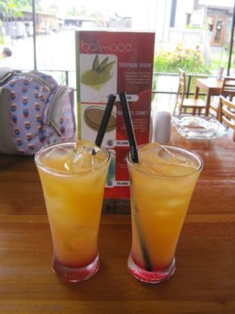 Amadea Resort & Villas: Welcome drink