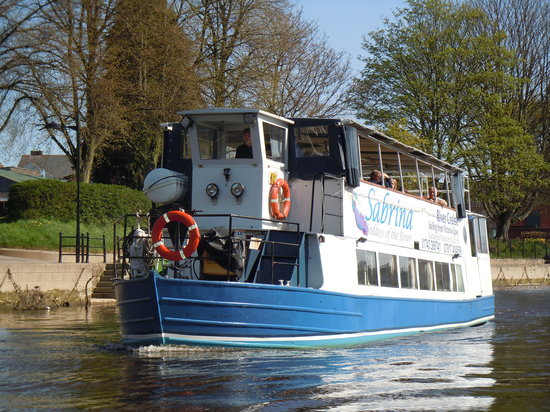 Sabrina Boat Trips: Sabrina Docter's fields