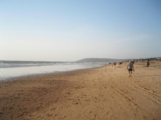 So My Resort: Calangute Beach
