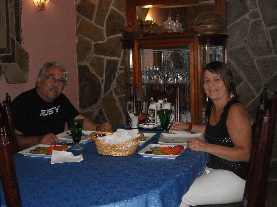 Casa Particular Hostal Zobeida : comedor