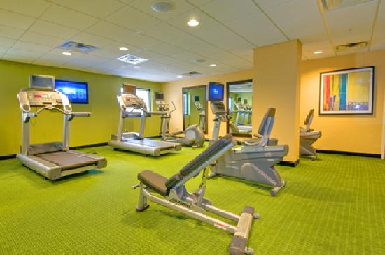 Fairfield Inn & Suites Miami Airport South: Gym