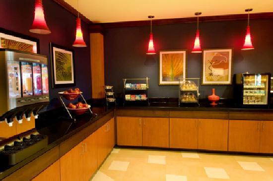 Fairfield Inn & Suites Miami Airport South: Breakfast area