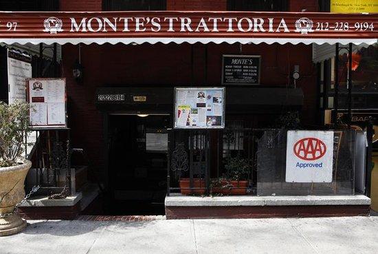 Monte's Trattoria