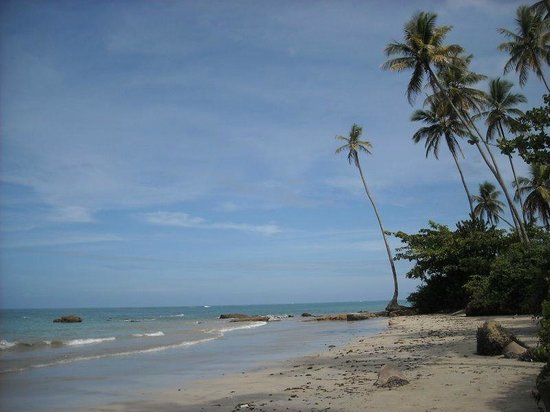 Ilha de Boipeba, BA: Playas solitarias y de aguas calidas