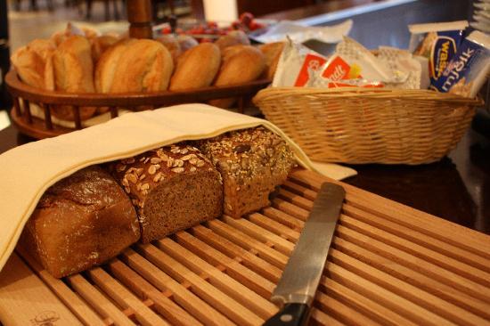 Hotel Worpsweder Tor: Frühstück