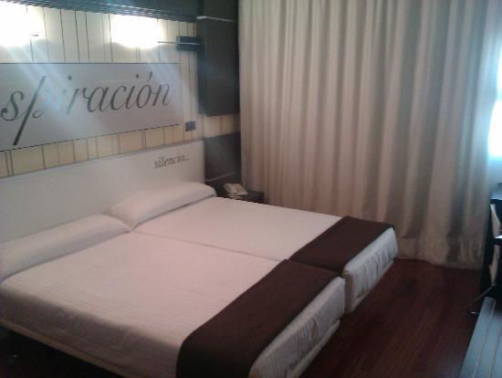 Hotel Europa : Una de la habitación