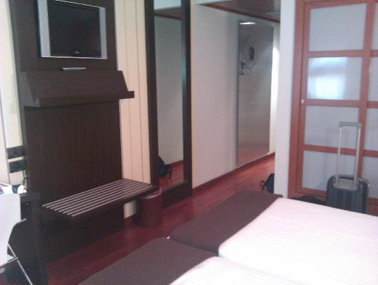 Hotel Europa: Otra de la habitación