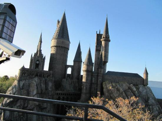 Hogwarts Castle Picture Of Holiday Inn Express Hotel Amp Suites Universal Studios Orlando