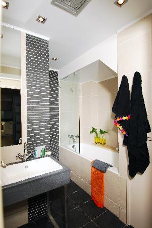 Anemos Elounda Luxury Villas: BATH