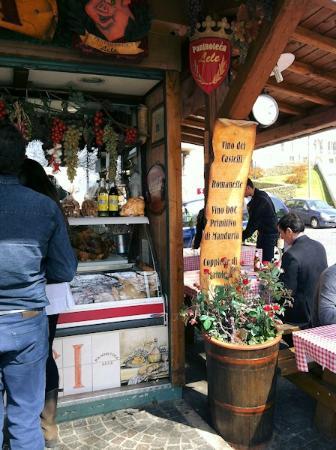 "Lele Porchetta: La ""carta dei vini"""