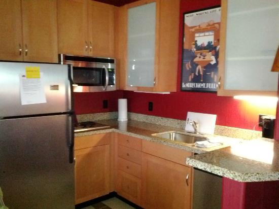 Residence Inn Prescott: Full Kitchen