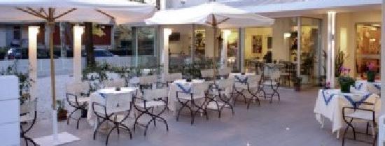 Hotel Nives: Giardino