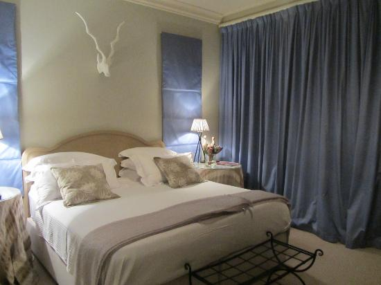 Grendon House: Our Bedroom