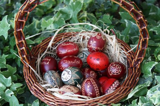 Hotel Kazbek: Happy Easter